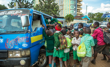 UNICEF releases guidance for safe and healthy journeys to school in COVID