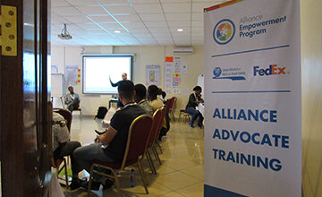 Alliance Advocates African region successfully delivered in Nairobi, Kenya