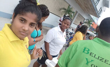 See how youth are revolutionizing road safety awareness in Belize