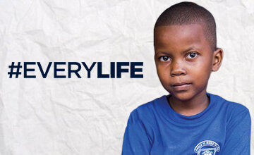 #SaveKidsLives moves into the next phase of campaigning: #EveryLife