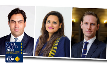 Driving a Global Agenda: Youth and Road Safety - A FIA High-Level Panel article