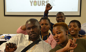 Youth Ambassadors for Road Safety trained in Limpopo Province, South Africa