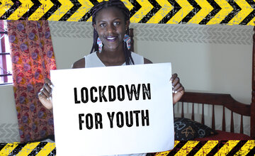Press Release: A mandatory lockdown for youth? This is not about COVID!