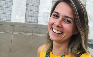 Meet our new Advocacy Director Luiza Amorim!