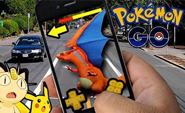 Pokemon Go! Is catching Pokemon the new distraction on the road?