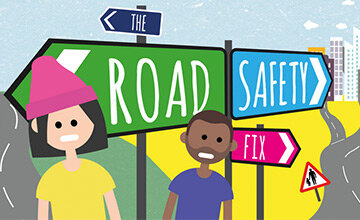 How are young people 'fixing' road safety in the UK? - Fixers