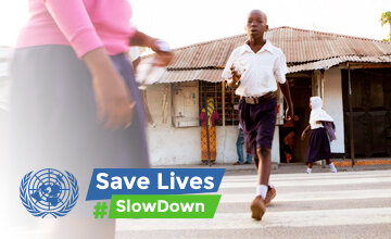 Global Alliance of NGOs for Road Safety -  Photo Contest for #SlowDown