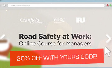 Get 20% off the EASST Academy Course for road safety managers.