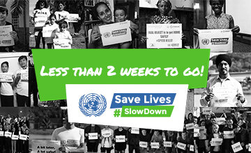 Fourth United Nations Global Road Safety Week kicks off in less than 2 weeks!