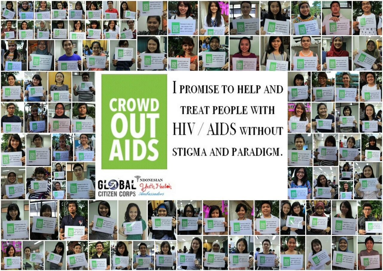 crowd out aids