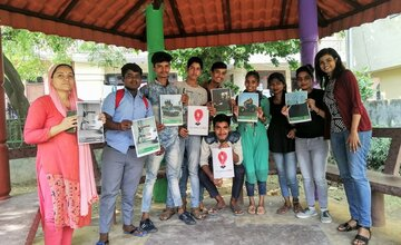 See how young people in India have run their Youth Consultations for the WYA